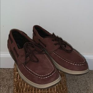 Boy's Sperry Top Sider Intrepid Shoes New Size 6M